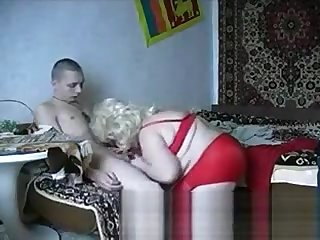 Fat Granny Shows Off Say no to Tits