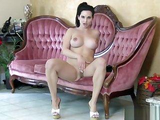 Tease and Masturbate Ashley Sinclair
