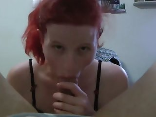 Horny wife gives rimjob does ass to mouth and has multiple anal orgasms