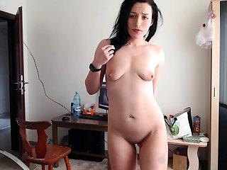 Imbue with Teen Webcam Striptease Homemade 18yo