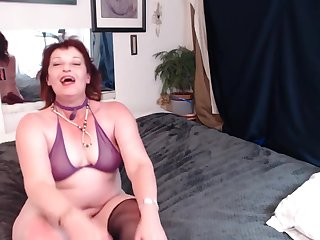 V269 Whisper video with smoking and ass shaking video for my lover far away