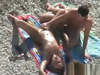 Beach be hung up on and fingering