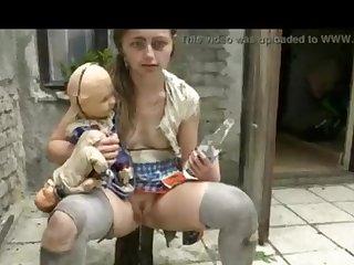 Brit Horor Gnarled Family - Caught Primarily CCTV Webcam