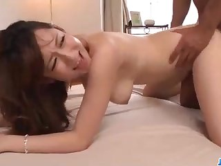Astonishing Chinese honey, Reon Otowa got down and muddy round her married neighbor next door