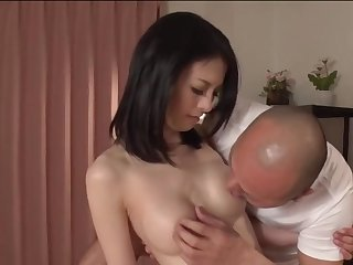 Miria Hazuki japan blowjob in fine ways