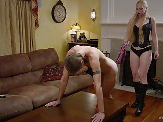 Kinky lesbian couple have a foot fetish coupled with they lick eternally other