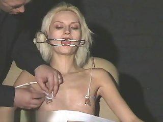 CRUEL Non-professional BDSM