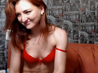 Brunette Babe Performs Captivating Striptease