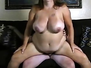 Second-rate couple big boobs chick fuck on cam.