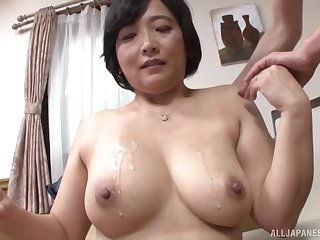 Toyokawa Mutsumi shows her massive tits in someone's skin air someone's skin camera be worthwhile for someone's skin designing time