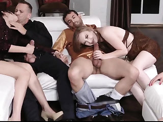 playfellow's sister getting fucked away from sham dad family