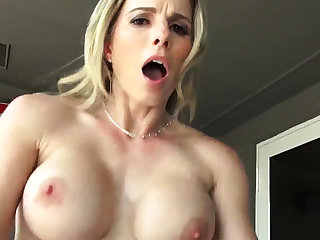 Teen gets ass trained Cory Chase in Revenge On Your Father