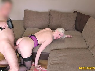 Curvy ass babe likes clean out in the ass more than anything