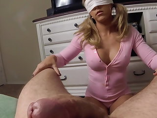 Young amateur begs almost be fucked harder and takes cumshot