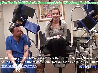$CLOV Naomi Alice Electrical Orgasm Study, Doctor Tampa POVs
